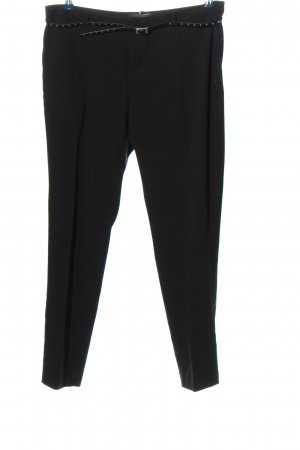 Scotch & Soda Stoffhose schwarz Business-Look