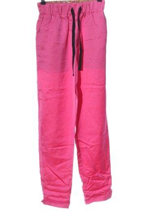 Scotch & Soda Stoffhose pink Casual-Look