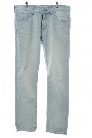 Scotch & Soda Straight-Leg Jeans blau Casual-Look