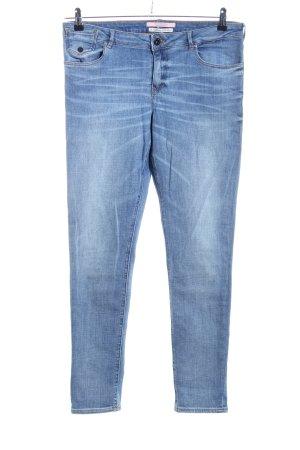Scotch & Soda Stretch Jeans blau Casual-Look
