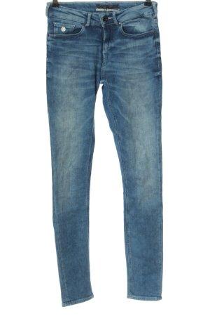 Scotch & Soda Jeans stretch bleu style décontracté