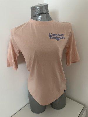 Scotch & Soda, T-Shirt, blush, neu mit Etikett, Gr. XS