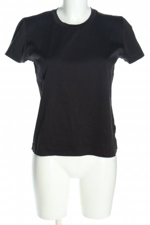 Scotch & Soda T-Shirt schwarz Casual-Look