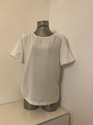 Scotch&Soda T-Shirt, weiß, Blusenoptik, Gr. M