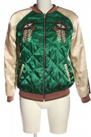 Scotch & Soda Reversible Jacket themed print casual look