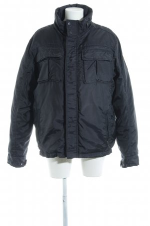 Scotch & Soda Winterjacke dunkelblau Casual-Look