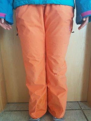 Scott Kombinezon na śnieg pomarańczowy neonowy Poliester