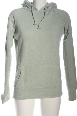 SCOUT Sweat à capuche gris clair style décontracté