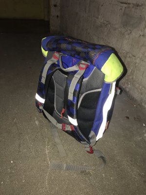 SCOUT School Backpack multicolored
