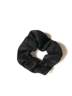 Nastro per capelli nero-argento