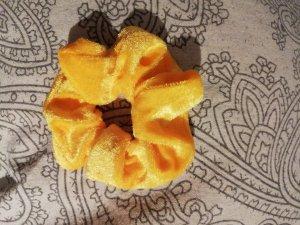 Cinta para el pelo naranja dorado