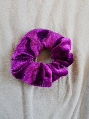 Cinta para el pelo lila