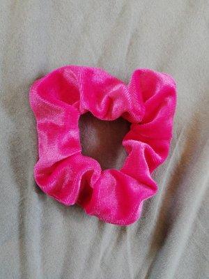 Cinta para el pelo rosa