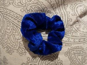Cinta para el pelo azul-azul oscuro