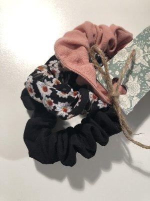 Scrunchie, Haarband, Haargummi, Vintage, Blogger