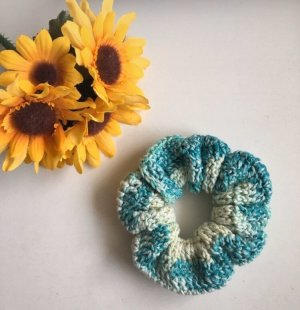 handmade Ribbon turquoise-mint