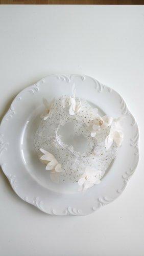 Ribbon white-natural white