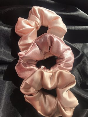 Handmade Ribbon multicolored satin