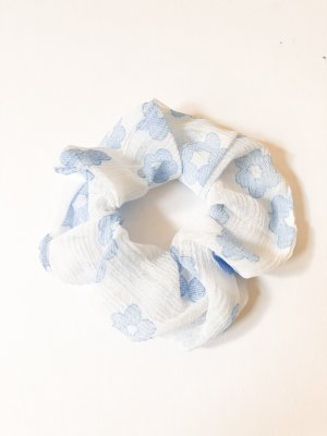 Ribbon white-azure