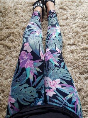 Pantalone da ginnastica blu cadetto