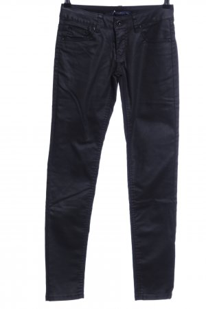 Five-Pocket Trousers blue casual look