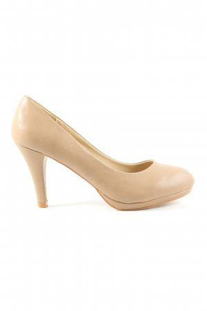SDS High Heels creme Business-Look