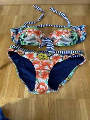 Sea folly Bikini schöne Farben toller Sitz