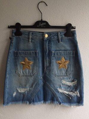 Seafarer Denim Skirt