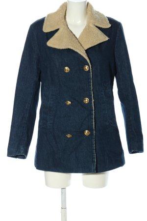 Seafarer Lange Jacke blau Casual-Look
