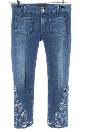 Seafarer Straight-Leg Jeans blau Casual-Look