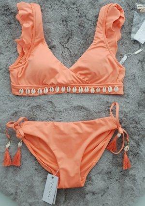 Seafolly Bikini Bademode mit Muschel