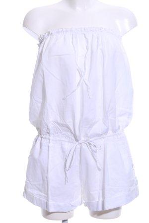 Seafolly Tuta bianco stile casual