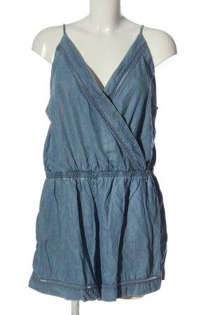 Seafolly Kurzer Jumpsuit blue casual look