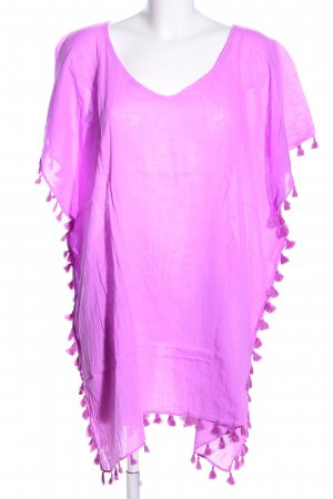 Seafolly Oversized Bluse pink Casual-Look
