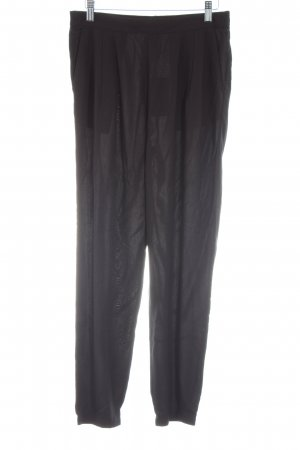 Seafolly Jersey Pants black casual look