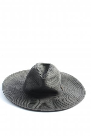 Seafolly Straw Hat black casual look