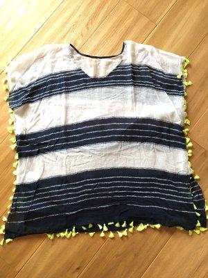 Seafolly Camicia a tunica multicolore Cotone
