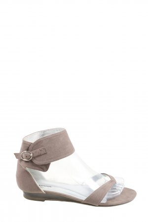 Seaside Sandalo Dianette grigio chiaro stile casual