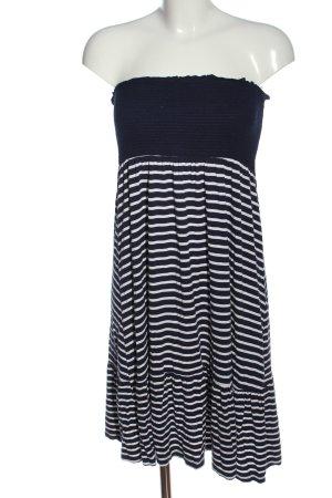 Seaside schulterfreies Kleid