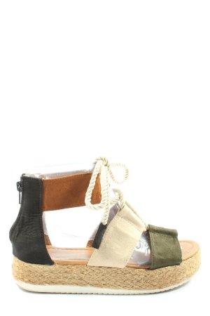 Seastar Comfort Sandals multicolored casual look