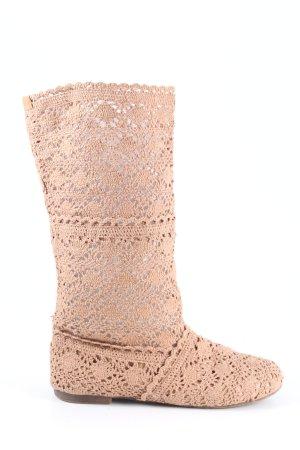 Seastar Korte laarzen roze casual uitstraling