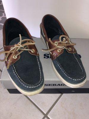 Sebago sailor Jacht Sommer Schuhe timberland Look