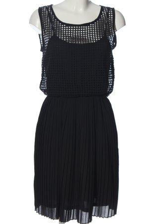 Second Female A-Linien Kleid schwarz Casual-Look