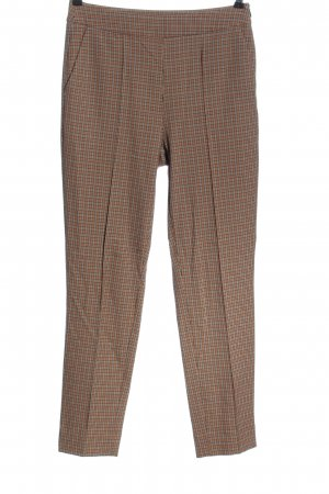 Second Female Suit Trouser check pattern casual look