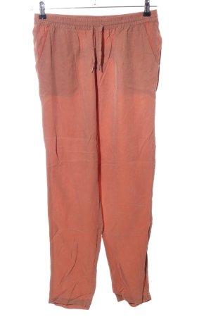 Second Female Pantalone largo arancione chiaro stile casual