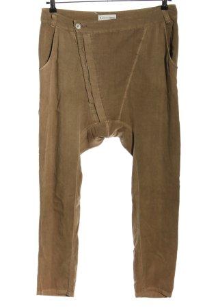Second Female Baggy Pants khaki Casual-Look