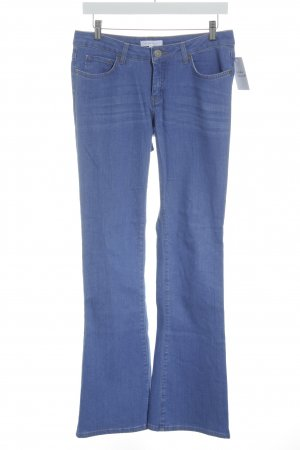 Second Female Boot Cut Jeans blau Casual-Look
