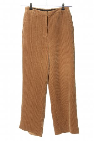 Second Female Pantalone di velluto a coste bronzo stile casual