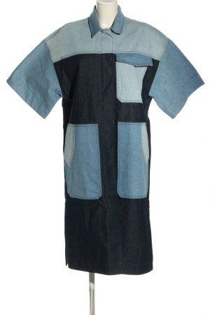 Second Female Jeanskleid schwarz-blau Casual-Look