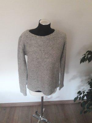 second female pullover gr. m grau